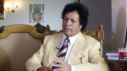 Ahmed Gaddaf al-Dam, cousin of Libya's former president Muammar Gaddafi (Reuters/Asmaa Waguih)