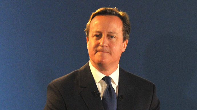 'National threat': Prosecute those who 'willfully neglect' sexually abused, says Cameron