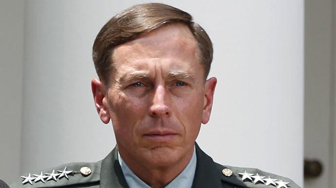David Petraeus (Reuters/Larry Downing)
