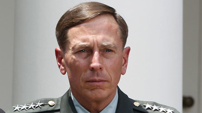 Pillow talk: Ex-CIA head Petraeus pleads guilty to giving classified material to lover