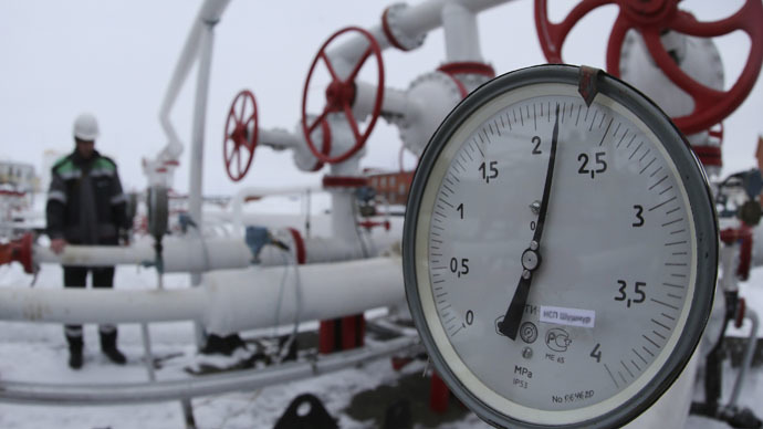 Ukraine restores Russian gas supplies to Lugansk to its Gazprom contract