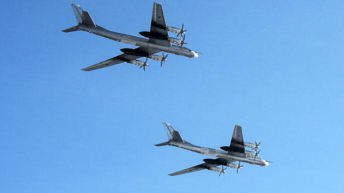Tupolev 95 strategic bombers (RIA Novosti/Alexandr Kryazhev)