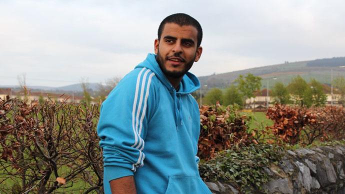 Ibrahim Halawa (Photo from Facebook/FreeTheHalawas)