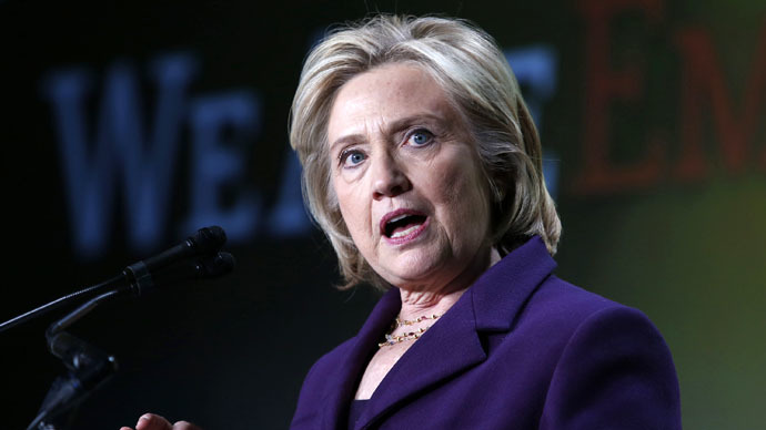 Security nightmare: Clinton ran state business from personal email account