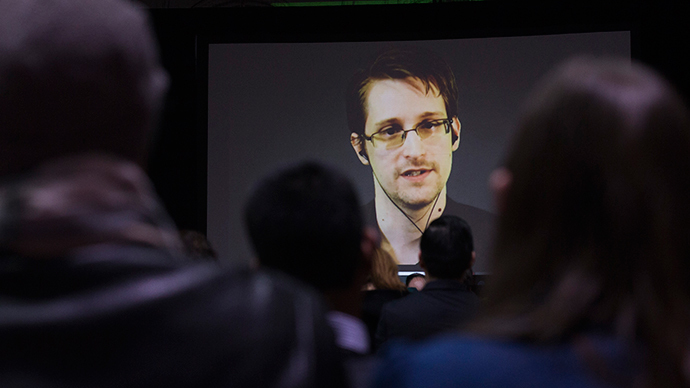 ​Snowden 'working exhaustively' with US to secure terms of trial