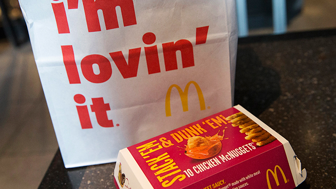 Crying fowl: McDonald's ditching antibiotic-stuffed chicken