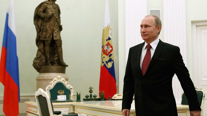 Russian President Vladimir Putin.(Reuters / Sergei Karpukhin)