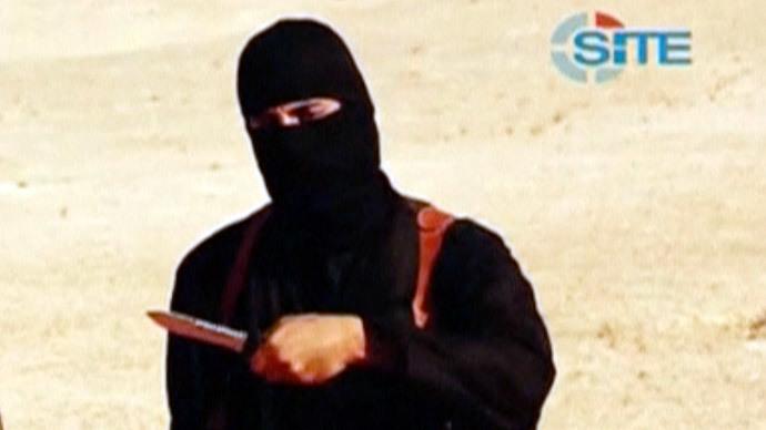 Jihadi John.(Reuters / SITE Intel Group )
