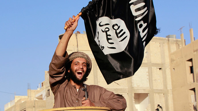 ISIS Selling Heroin