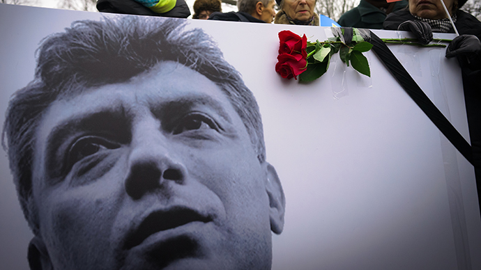 4 suspects in Nemtsov murder detained