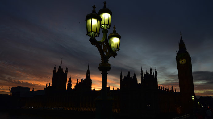 London police respond to security breach on House of Commons roof