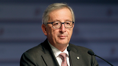 European Commission President Jean-Claude Juncker (Reuters / Ints Kalnins)