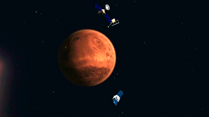 Dry ice on Mars may help colonize red planet, research ...