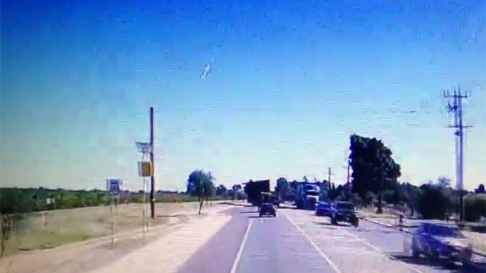 Fireball flying over Perth caught on dashcams, scientists suspect meteorite