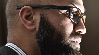 Asim Qureshi, director of human rights group CAGE. (Reuters/Toby Melville)