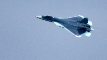 'Better than US-made 5G': PAK-FA fighter to engage sea, air & ground targets
