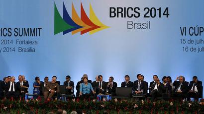 BRICS leadership passes to Russia, $100bn development bank 'main priority'