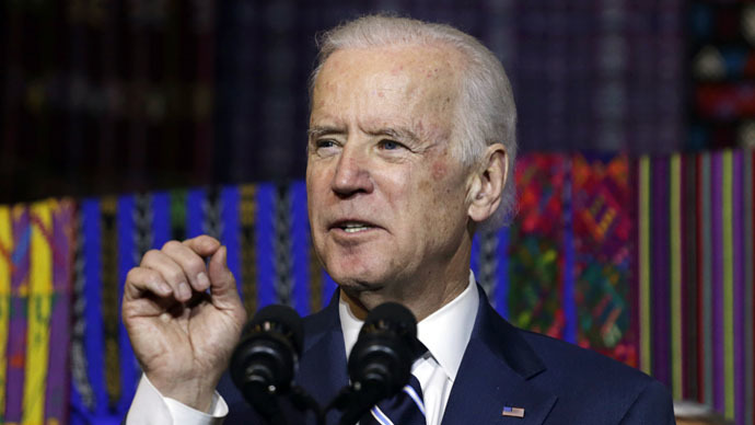 Biden fury at GOP senators' letter to Iran alleging nuke deal may be pulled post-Obama