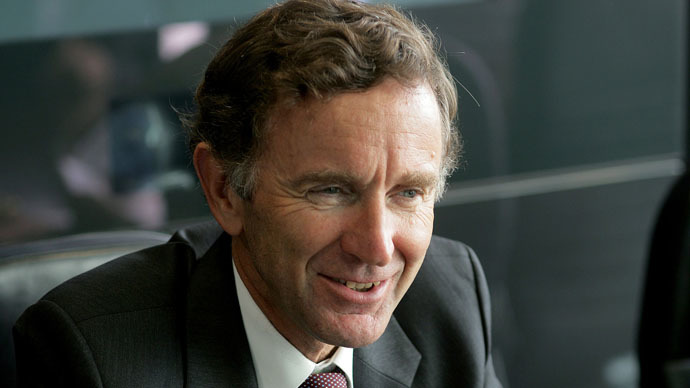 Ex-HSBC chief, Lord Stephen Green. (Photo from wikipedia.org)