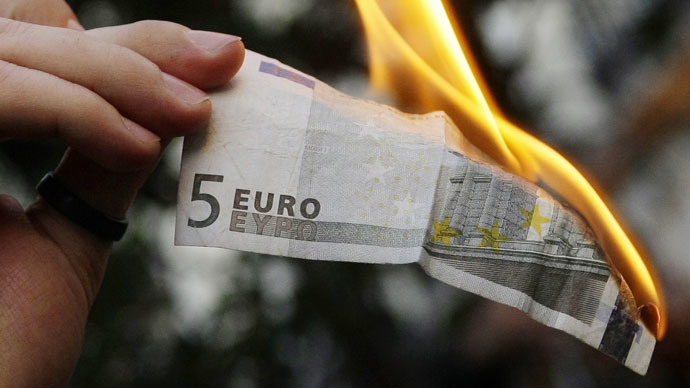 Europe's trillion euro stimulus may kill bond market yields