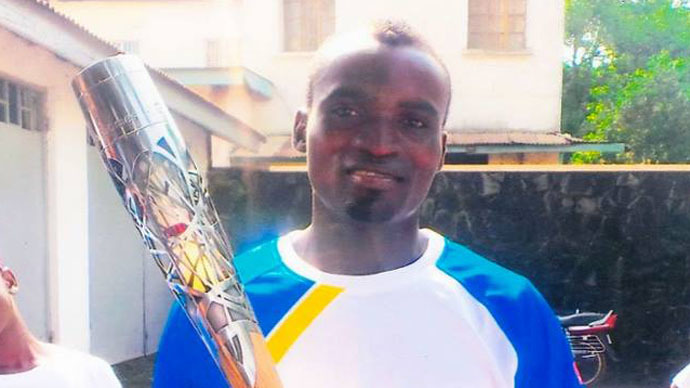 Homeless Sierra Leone athlete seeks UK asylum after family killed in Ebola outbreak