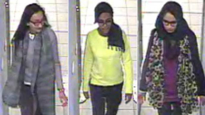 Parents Of 3 Jihadist Schoolgirls Discover Travel Expenses