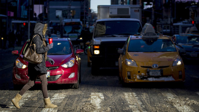 NYC bill would let residents earn money by recording idling cars