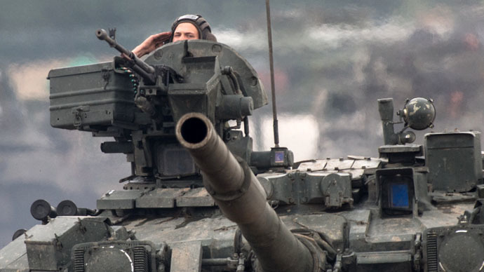 Russia 'completely ending' activities under Conventional Armed Forces in Europe treaty