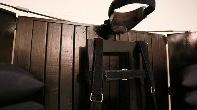Utah lawmakers vote for firing squads in absence of lethal injection drugs