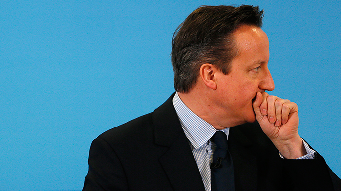 ​Spies + defense: Cameron proposes budget merge to meet NATO goal