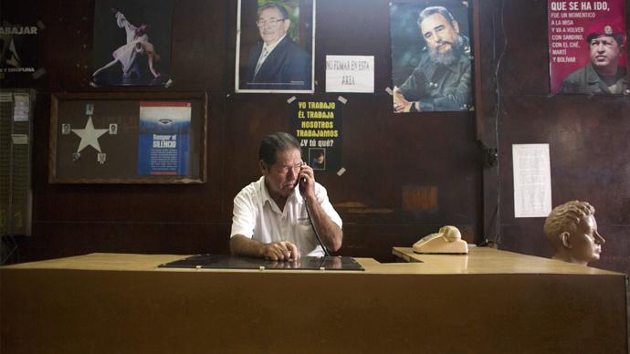 Havana calling: US, Cuba re-establish direct undersea telephone cable