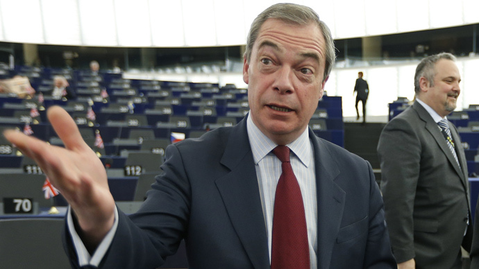 'We poked Russian bear with a stick, unsurprisingly Putin reacted' – Farage