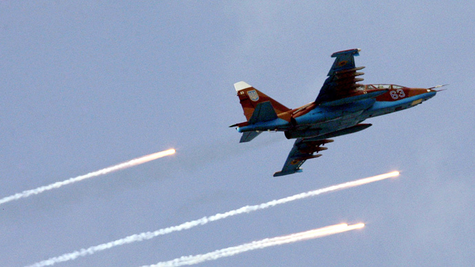 Could SU-25 fighter jet down a Boeing? Former pilots speak out on MH17 claims