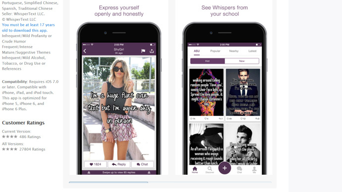 Guardian walks back report of privacy violations by Whisper anonymity app