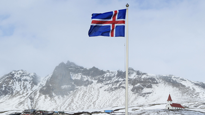 Iceland announces dropping bid to join EU
