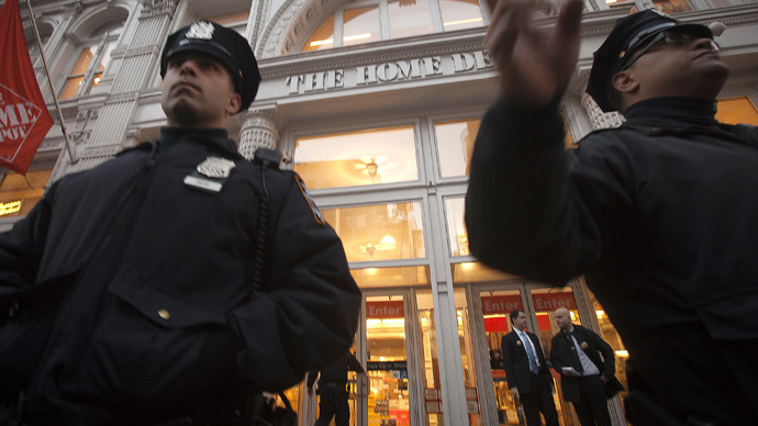 ​NYPD accused of targeting people who recorded chokehold death