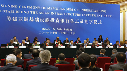 Support of China's development bank is 'gigantic concession' by US