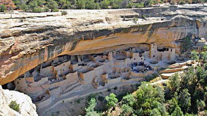Anasazi Indian ruins (Photo from wikipedia.org)