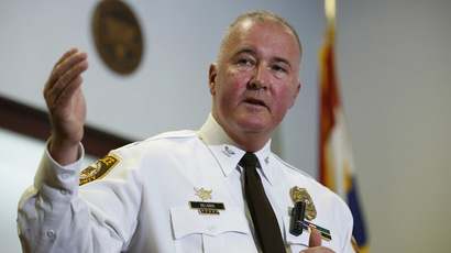 St. Louis County Chief of Police Jon Belmar (Reuters / Jim Young)