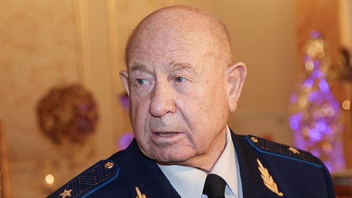 Cosmonaut Alexey Leonov (RIA Novosti / Ekaterina Chesnokova)