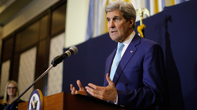 US Secretary of State John Kerry (Reuters / Brian Snyder)