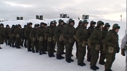 Arctic pacification & terrorist elimination: Russia's military drills continue (VIDEO)