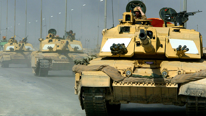 Blitzkrieg tactics? UK defense bosses push for higher road speed limits for tanks