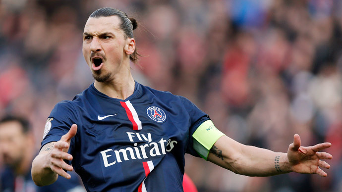 'France a sh** country?' Then leave, Marine Le Pen tells football star Ibrahimovic