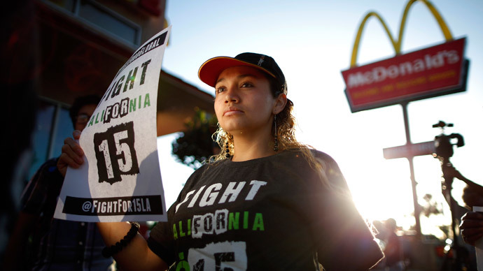 'Put mustard on it': McDonald's workers sue over workplace burns