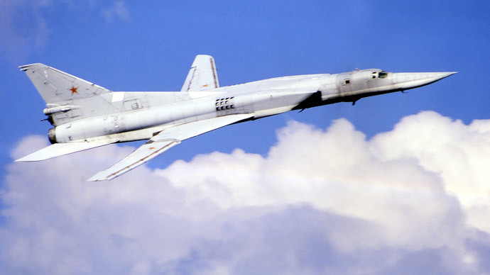 Supersonic strategic bombers heading to Crimea for drills – military source