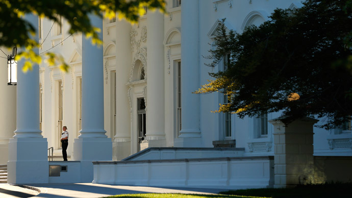 ​White House exempts itself from FOIA requests