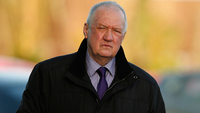 Former Chief Superintendent of South Yorkshire Police David Duckenfield  (Reuters / Andrew Yates)