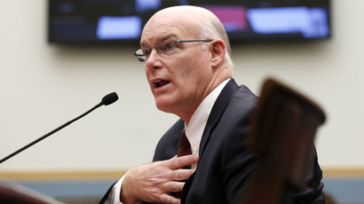 Acting Secret Service Director Joseph Clancy (Reuters/Kevin Lamarque)