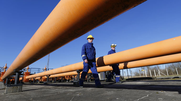 Ukraine's $15mn payment enough to buy gas for 7 days only – Gazprom